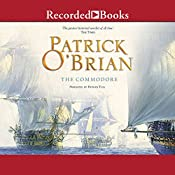 The Commodore: Aubrey/Maturin Series, Book 17 | Patrick O'Brian