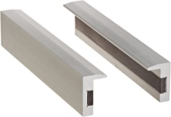 "Yost Vises MA-360 6"" Magnetic Aluminum Vise Jaw Caps (1 Pair)"