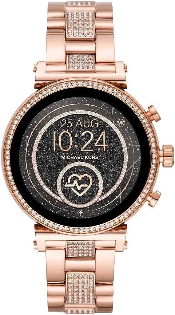 Michael Kors Reloj de Bolsillo Digital MKT5066: Amazon.es: Relojes