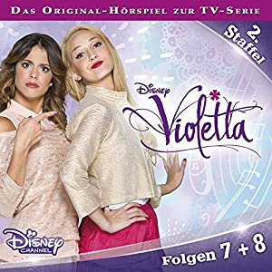 Violetta 7 & 8 (Violetta Staffel 2) Hörspiel