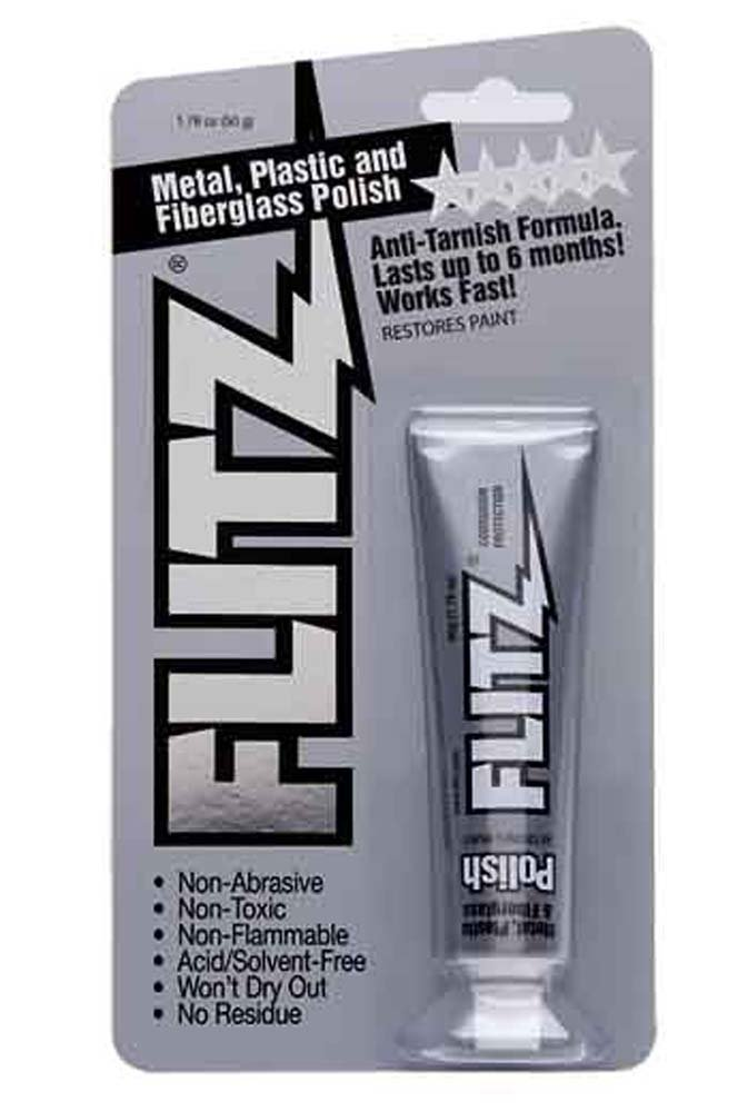 Flitz Polish 1.76 Oz. Tube. (1.76 oz Tube)
