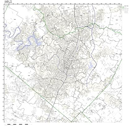 Amazon.com: Austin, TX ZIP Code Map Laminated: Home & Kitchen on zip code map dallas tx, zip codes by state, map of texas austin and surrounding areas, zip code map 78727, zip codes by city, zip code map for austin and outlying areas, san antonio zip codes surrounding areas,