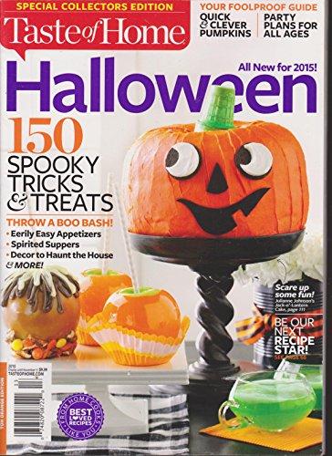 Taste of Home Halloween Magazine 2015]()