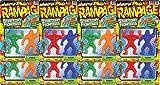 Ja-Ru Wrestle Stretchy Fighter2 Bundle Pack