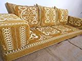 traditional oriental floor seating,floor sofa,arabic cushions,arabic seating,arabic couch - MA 8