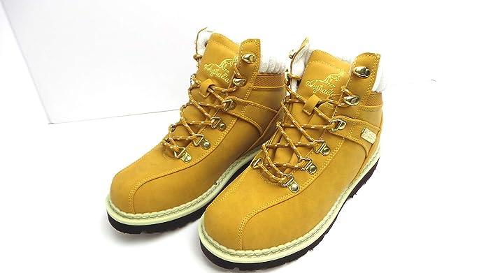 Col Anfibio Australian Donna Scarpe yellow E Amazon au560 Borse it Cod HInOfqn