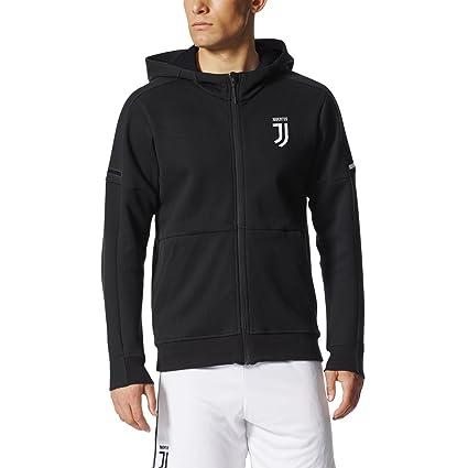 e53780a2a Amazon.com   adidas Juventus Anthem Squad Jacket  BLACK  (M ...