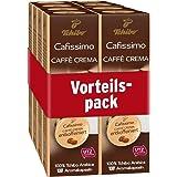 Tchibo Cafissimo Caffè Crema entkoffeiniert Kapseln, 80 Stück (8 x 10 Kapseln)