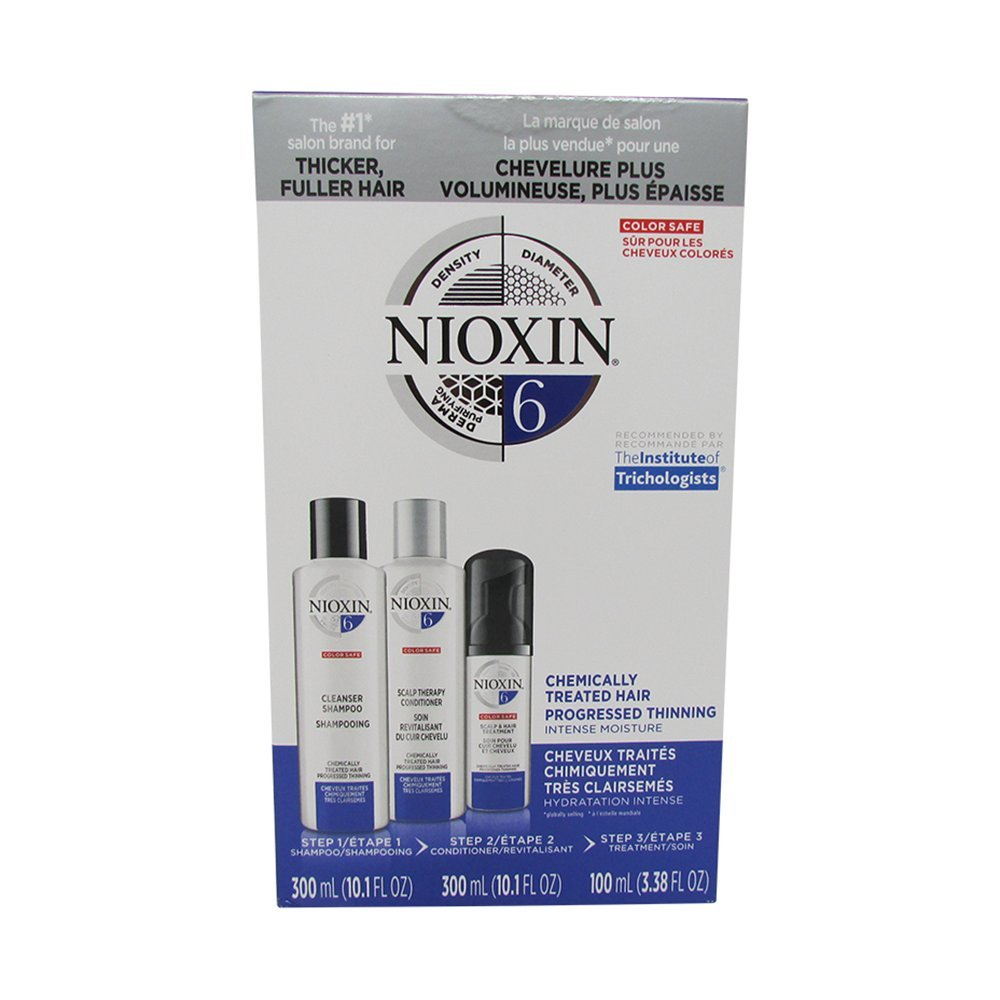 Amazon Com Nioxin Cleanser System 6 Medium To Coarse