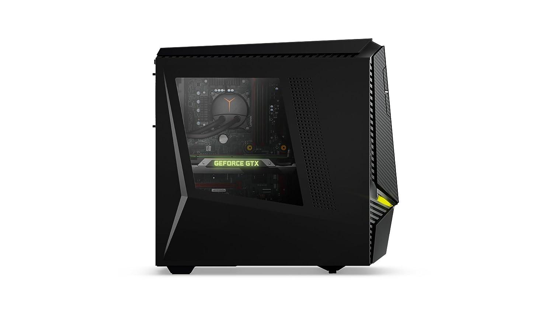 Lenovo Legion Y920 4.2GHz i7-7700K Torre 7ª generación de procesadores Intel Core i7 Negro PC - Ordenador de sobremesa (4,2 GHz, 7ª generación de ...