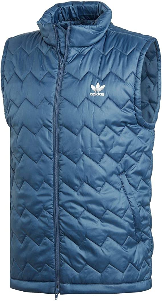 Doudoune sans Manches Adidas SST Puffy: : Vêtements