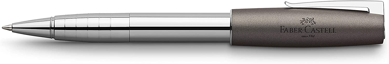 Faber-Castell 149104 Tintenroller LOOM Metallic Grau