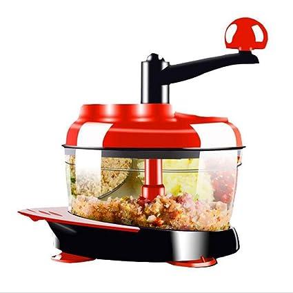 TP MALL – Robot de Cocina Verduras Chopper Manual Mano Dicer Corte de Tela Cutter Chop