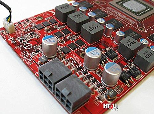 MSI R4890 CYCLONE OC MSI R4890 Cyclone OC - Radeon 4890 mal ganz anders - Layout