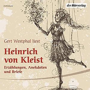 Gert Westphal liest Heinrich von Kleist Hörbuch