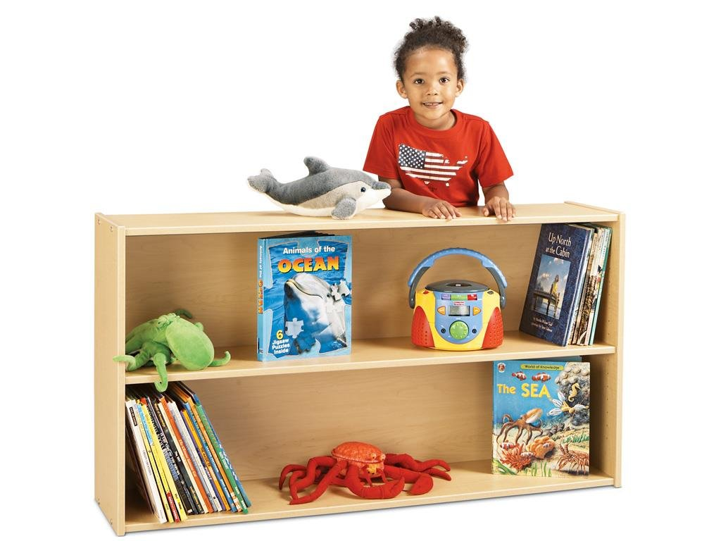 Young Time 7025YR441 Straight Shelf Storage