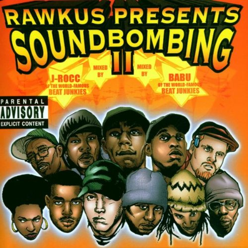Soundbombing 2 by Priority Records