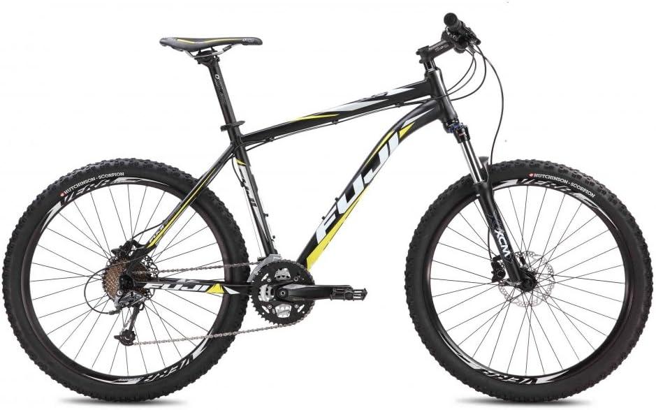 Fuji Nevada Comp 1.3 Hardtail MTB Bike Review