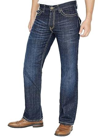 1d4aa11c073 GSL Men s Straight Cut Denim Jeans - Heavy Duty
