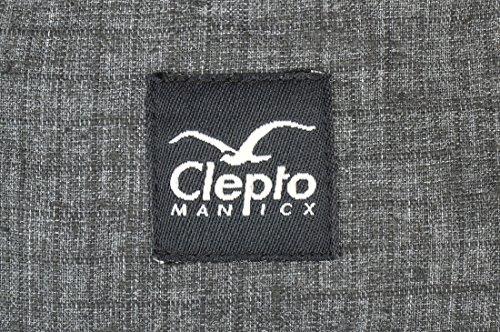Cleptomanicx, Borsa a tracolla donna grigio