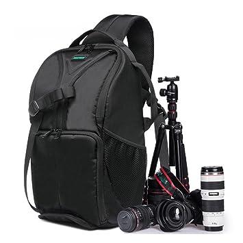 Nolia Altura K Waterproof Photo Camera Sling Backpack Bag For Canon