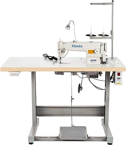"Stand /& LED LAMP  /""FREE SHIPPING/"" JUKI DDL-8700 Sewing Machine with Servo Motor"