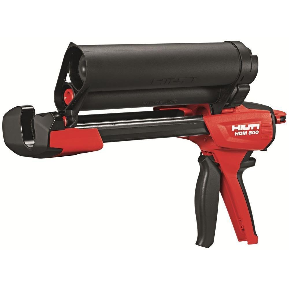 Hilti 3498241 HDM 500 Manual dispensador de adhesivo: Amazon.es: Bricolaje y herramientas