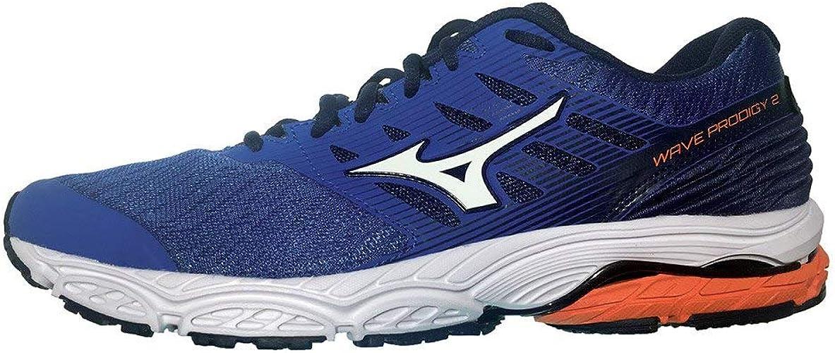 Mizuno Wave Prodigy 2 Azul: Amazon.es: Zapatos y complementos
