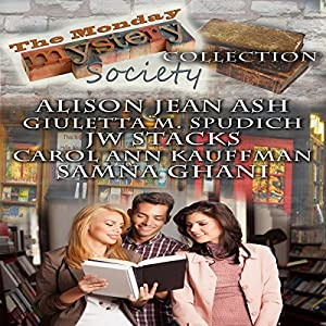 The Monday Mystery Society Audiobook