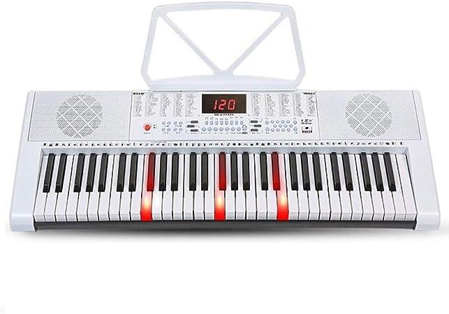 Juguete de piano electrónico, teclado de música electrónica ...