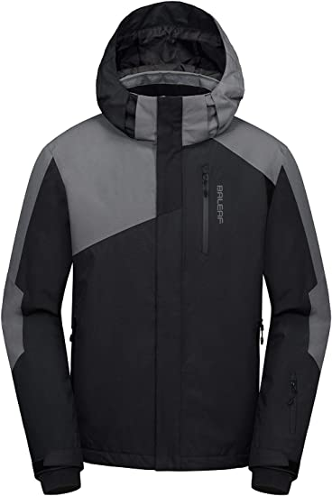 BALEAF Men's Ski Snow Jacket