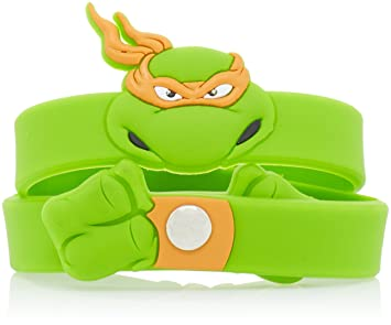 TORTUGAS NINJA Teenage Mutant Ninja Turtles - Joyas para ...