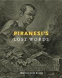 Piranesi's Lost Words