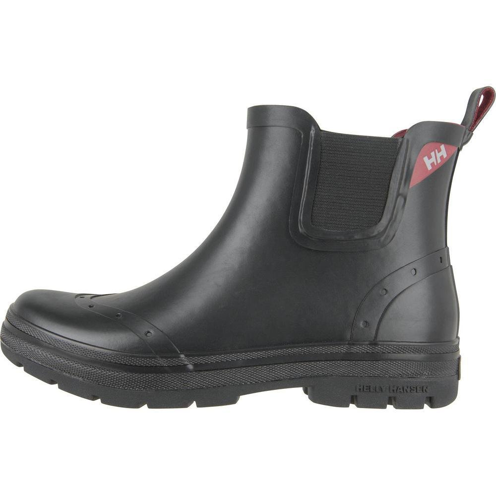 Helly Hansen Women's W Karoline Rain Boot B01J4BILSI 9 D US|Jet Black/Syrah/Light