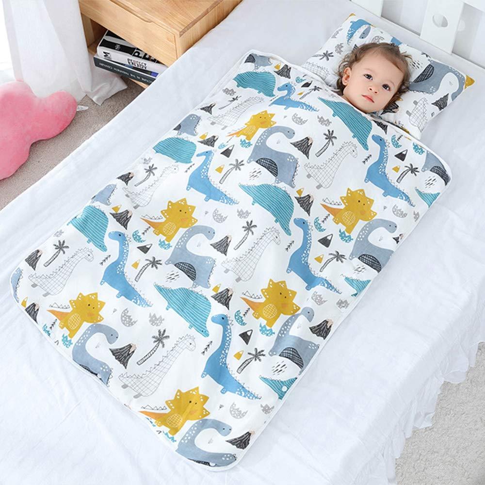 dise/ño de Dibujos Animados 60 x 80 cm Mundo Submarino Manta Unisex con Almohada extra/íble para guarder/ía Preescolar Saco de Dormir para beb/é JYCRA