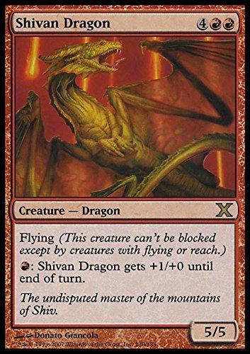 Mtg Collectors Edition (Magic: the Gathering - Shivan Dragon - Collectors Edition)