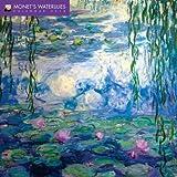 Monet's Waterlilies 2018 Calendar