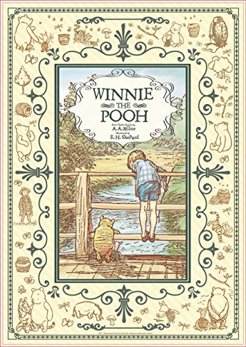 Educa Borrás 18255 Winnie The Pooh-Poohsticks 1000 Piece Jigsaw Puzzle, Multi
