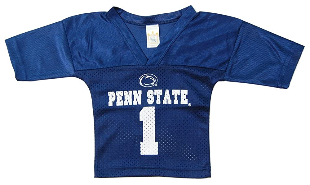 Little King NCAA Penn State Nittany Lions Infant Toddler #1 Football Jersey