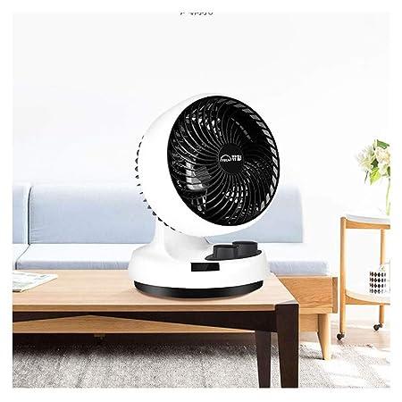 YLGROUP Pequeño ventilador Mini ventilador Mesa de escritorio ...