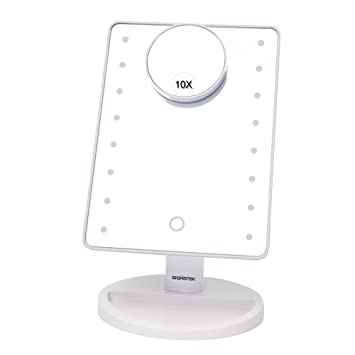 Amazon.com : Signstek 16 LED Battery Operated Cordless Touch ...