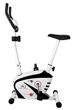 Christopeit CL 2 - Bicicleta estática Unisex para Adultos, Talla M ...