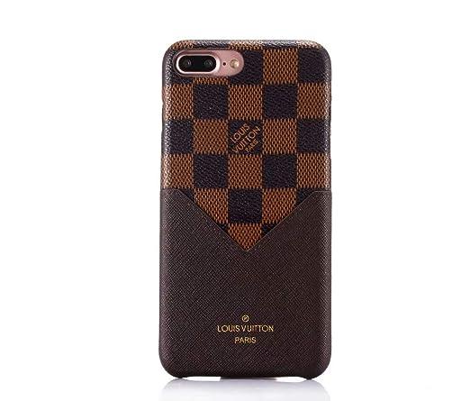 buy online b54dd f808b Amazon.com: Phone case for iPhone 7Plus 8Plus, Fashion Elegant ...