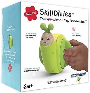 Mirari SkillDillies Snail (7985)