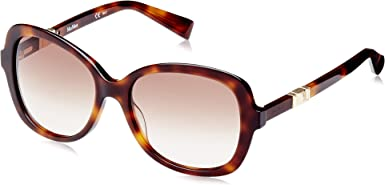 Max Mara Mm Jewel JD Bhz 55 Gafas de sol, Dorado (Hvn Rose Gold/Brown Sf), Mujer