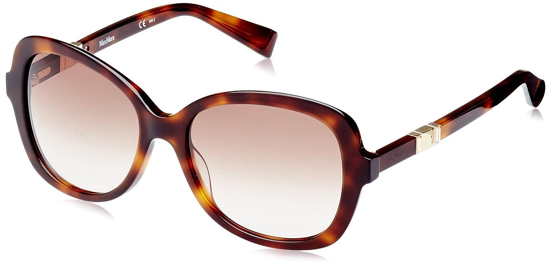 Max Mara Mm Jewel JD Bhz 55 Gafas de Sol, Dorado (Hvn Rose Gold/Brown SF), Mujer