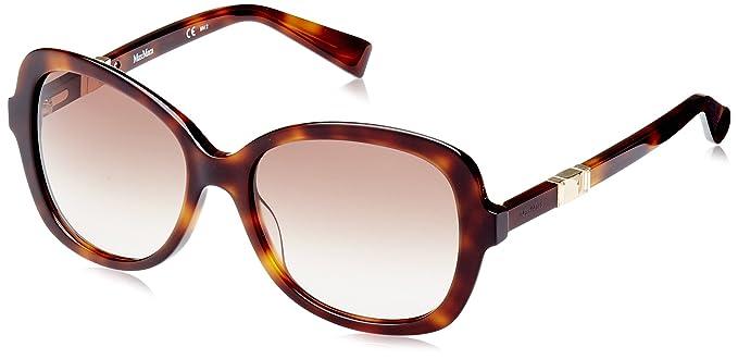 Max Mara Mm Jewel JD Bhz 55 Gafas de Sol, Dorado (Hvn Rose ...
