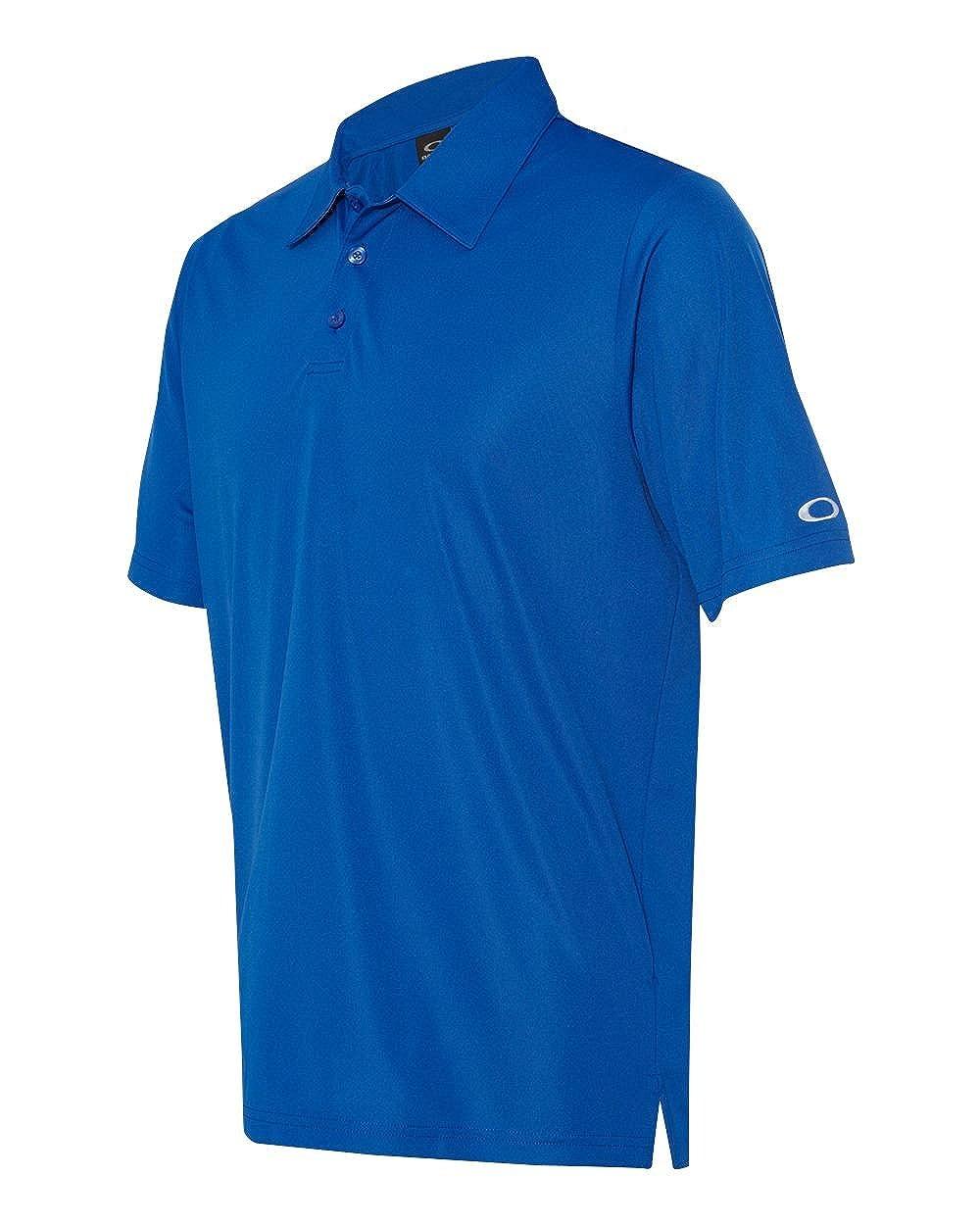 Oakley Sunglasses Ellipse Logo Golf Polo (Medium, Royal): Amazon ...