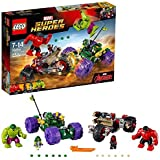 LEGO - 76078 - Marvel Super Heroes - Hulk contre Rouge Hulk