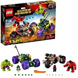 Lego Hulk Vs Red Hulk, Multi Color